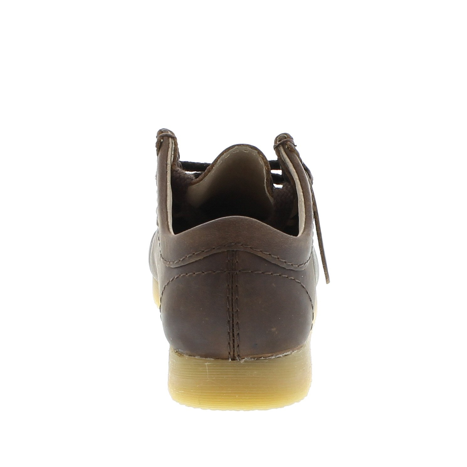 FOOTMATES Wally Low Wallabee Oxford Brown Oiled - 9125/12.5 Little Kid M/W by FOOTMATES (Image #7)