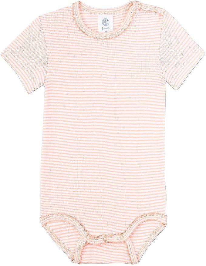 Sanetta Baby-M/ädchen Rosa Outdooroverall