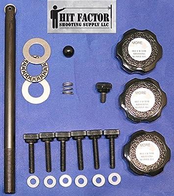 Amazon com : Hit Factor Shooting Supply, LLC Ultimate Bearing Kit