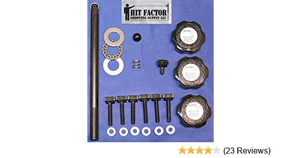 Amazon com : Hit Factor Shooting Supply, LLC Ultimate Bearing Kit