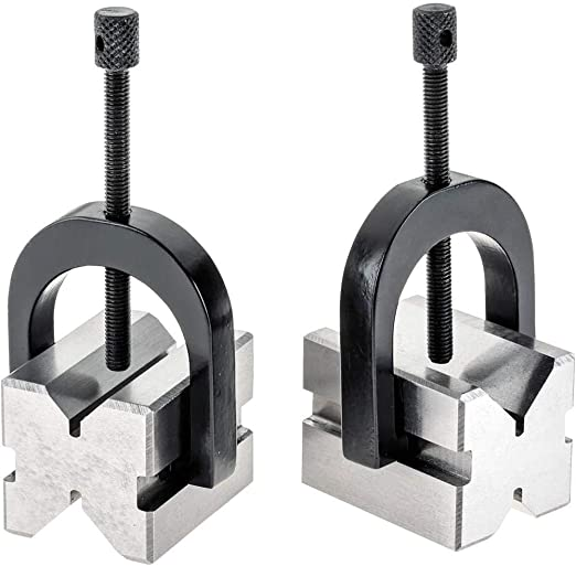 Grizzly H5613 All Angle V-Block w// clamp Small