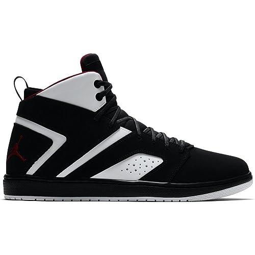 9511622757a72 Jordan Flight Legend Zapatillas Hombre Negro  Amazon.es  Zapatos y  complementos