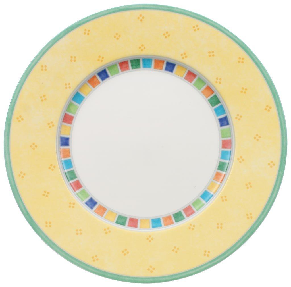 Villeroy & Boch Twist Alea Limone Breakfast Plate 21cm KitchenCenter 10-1360-2640 1013602640_21cm