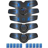 EMS 腹筋ベルト 筋力トレーニング  超長時間使用 USB充電式 腹筋器具 腹筋トレ ダイエット フィットネス お腹 腕 男女兼用 10段階調節 6モード