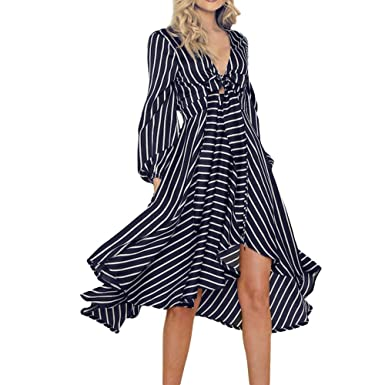 29366d8f76b AMSKY❤Women Maxi Dress