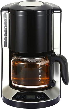 Cafetera Goteo, Jarra De Vidrio 1025Ml, 1000 W, 10 Tazas, Cafetera Espresso: Amazon.es: Hogar
