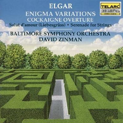 Elgar: Enigma Variatons, Cockaigne Overture