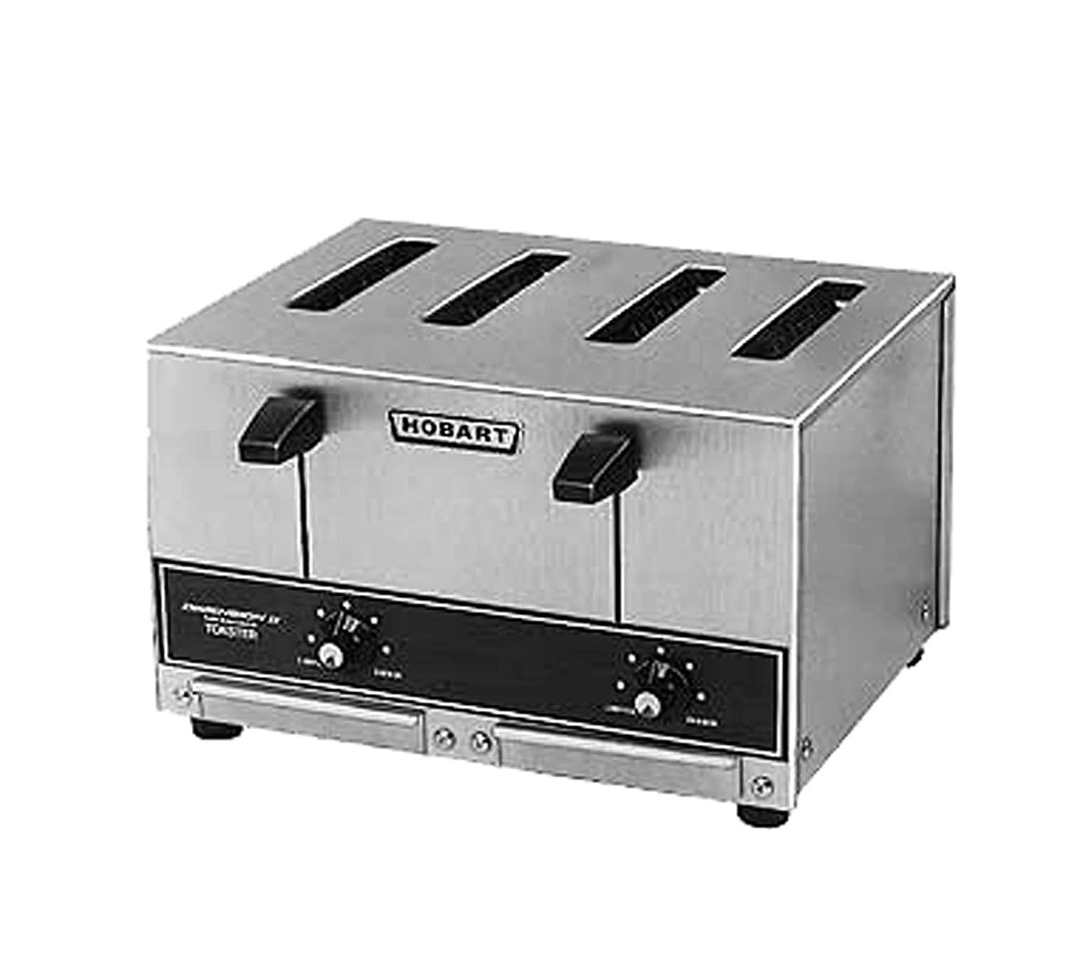 Hobart Et27 6 Four Slice Pop Up Toaster Industrial Three Phase Wiring Diagram Fryer Scientific