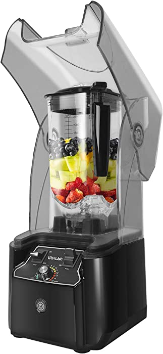 The Best Commercial Blender 72 Ounces