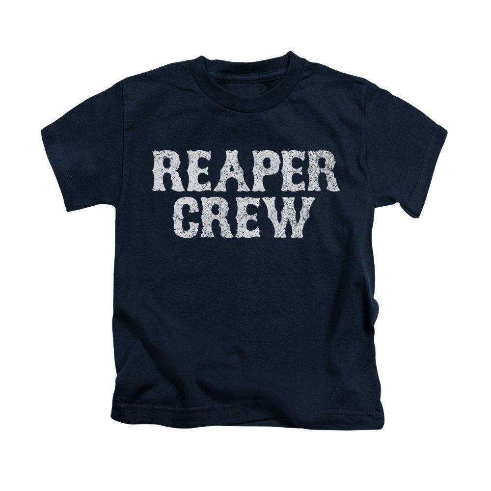 Sons Of Anarchy Reaper Crew Kids T-shirt