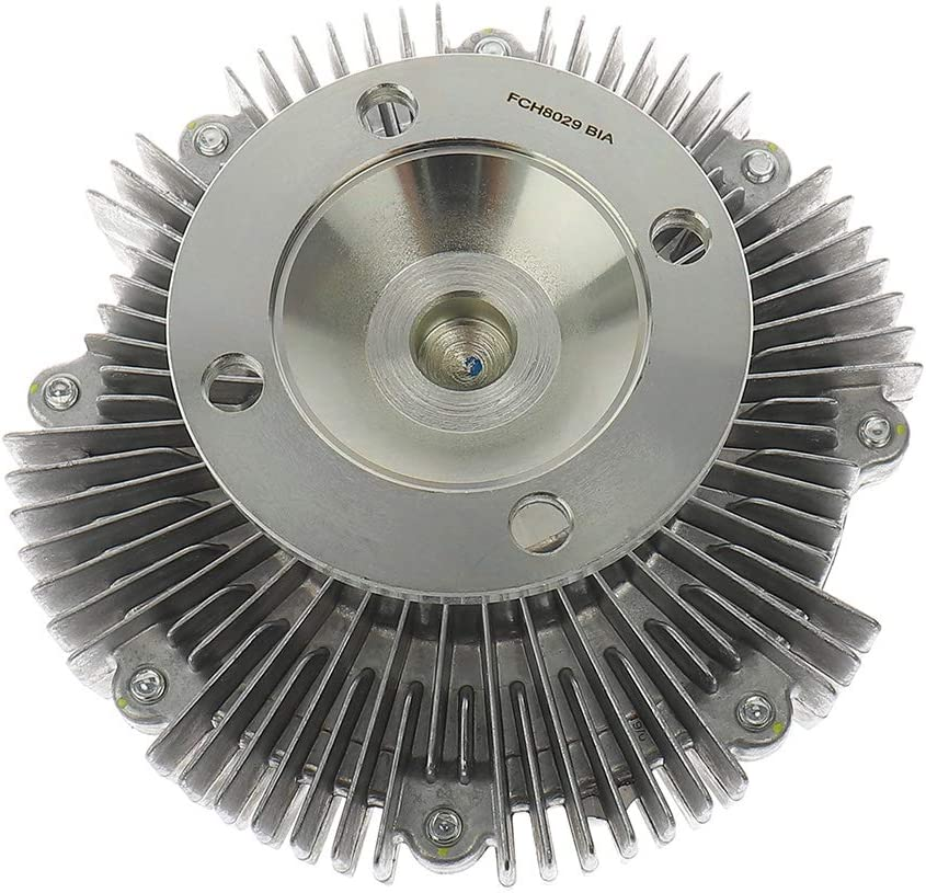 IRONTEK Engine Cooling Fan Clutch fits Toyota [for Toyota 2003-2004 4Runner,2001-2005 Sequoia, 2003-2005 Tundra], 2003-2005 for Lexus GX470 Radiator Fan Clutch 16210-50101