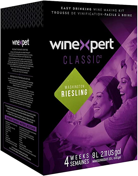 Top 10 Greem Apple Riesling Wine Kit