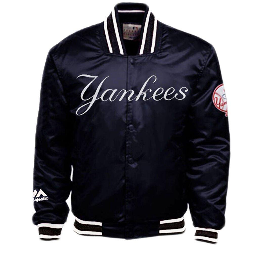 Majestic de hombre para hombre de Nueva York Yankees Retro ...