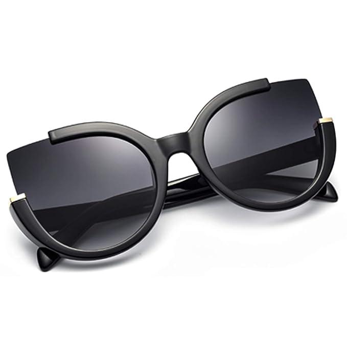 Amazon.com: Mosanana 51807 - Gafas de sol para mujer, estilo ...