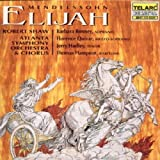 Mendelssohn: Elijah (Sung in English) by Shaw, Aso, Bonney (1995) Audio CD