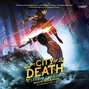 The City of Death Audiobook