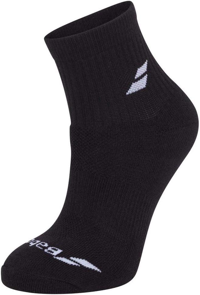 Babolat Quarter 3 Pairs Pack Socks