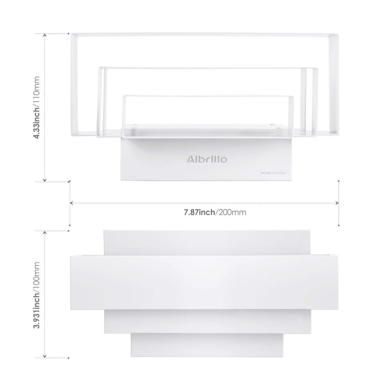 Pour Décoratif Éclairage Hôtel Moderne Lèche Design Bureau Salon Chambre 4 Mur Led Applique Murale Avec Escalier Albrillo Couches Intérieur QdstrxhC