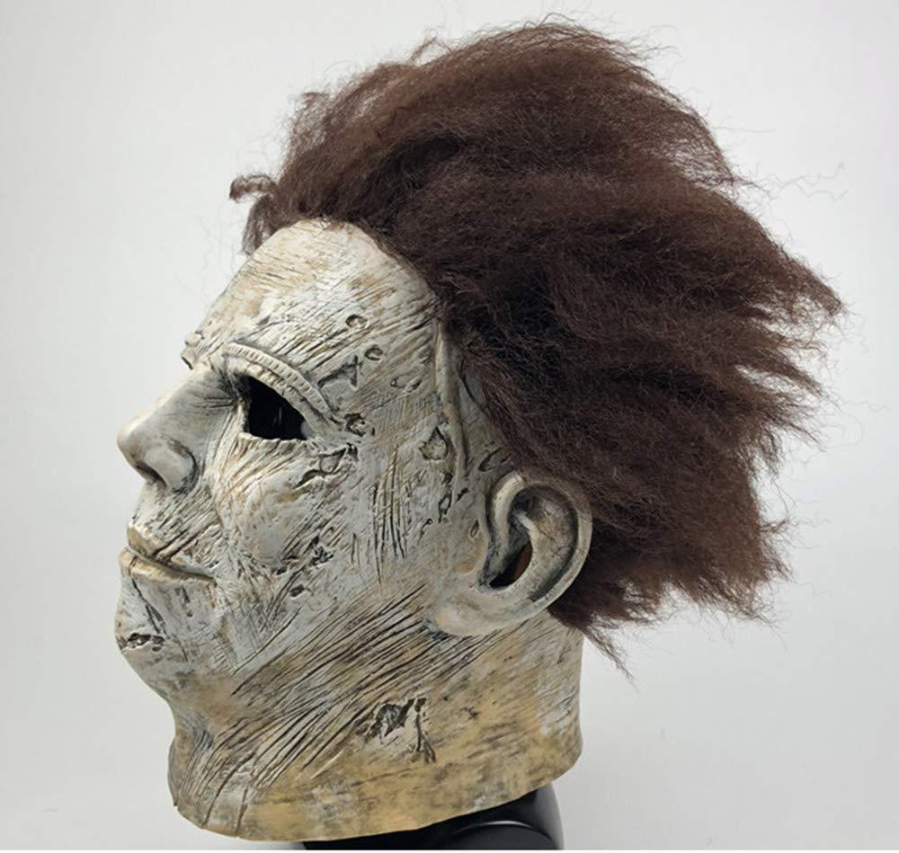 Yacn Movie Halloween 2018 Máscara de Michael Myers con ...