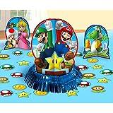 Amscan 281554 Super Mario Table Decorating Kits