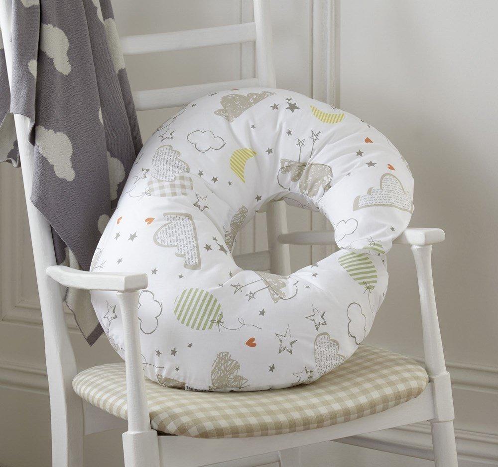 Clair de Lune Sleep Tight Nursing Pillow by Clair De Lune