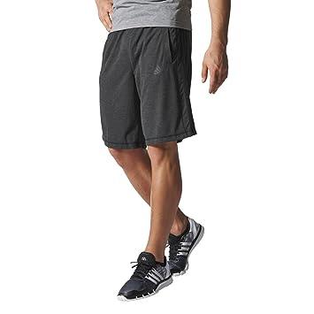 Pantalón corto para hombre adidas Essentials con 3 rayas, color schwarz (200), tamaño xx-large: Amazon.es: Ropa y accesorios