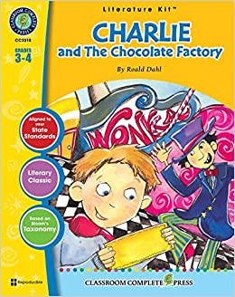 Buy Charlie and the Chocolate Factory: 1 (Literature Kit Grades 3-4