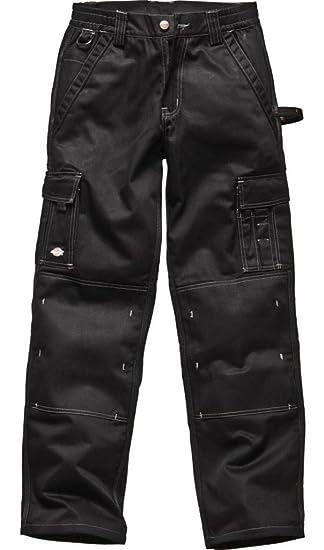 Bundhose INDUSTRY 300 khaki-schwarz Gr Funsport 56