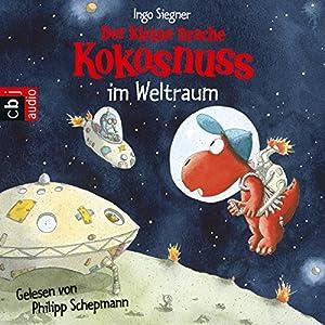 Der kleine Drache Kokosnuss im Weltraum Audiobook