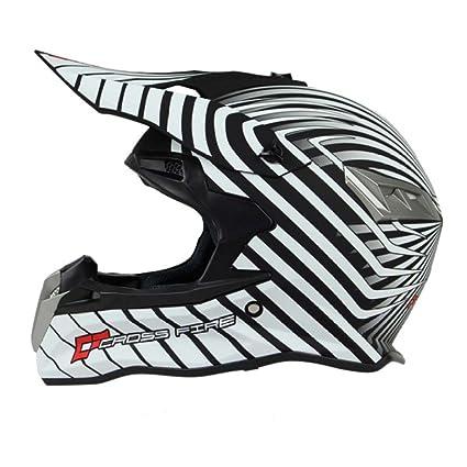 GTYW Adventure Endurance Casco De Motocross Neumático Casco De Cara Completa Casco ABS De Caballero KTM