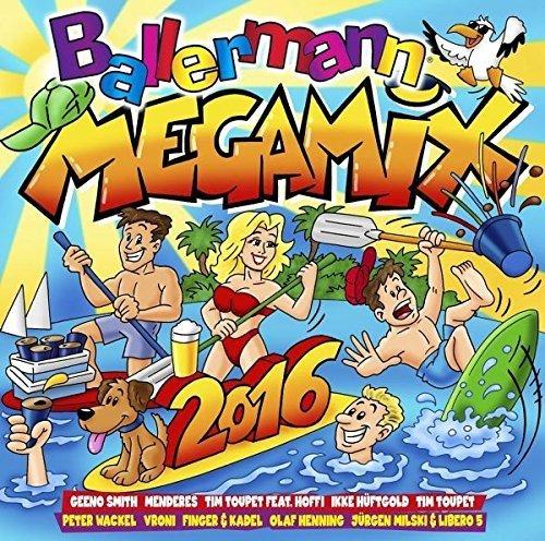 Ballermann Megamix 2016