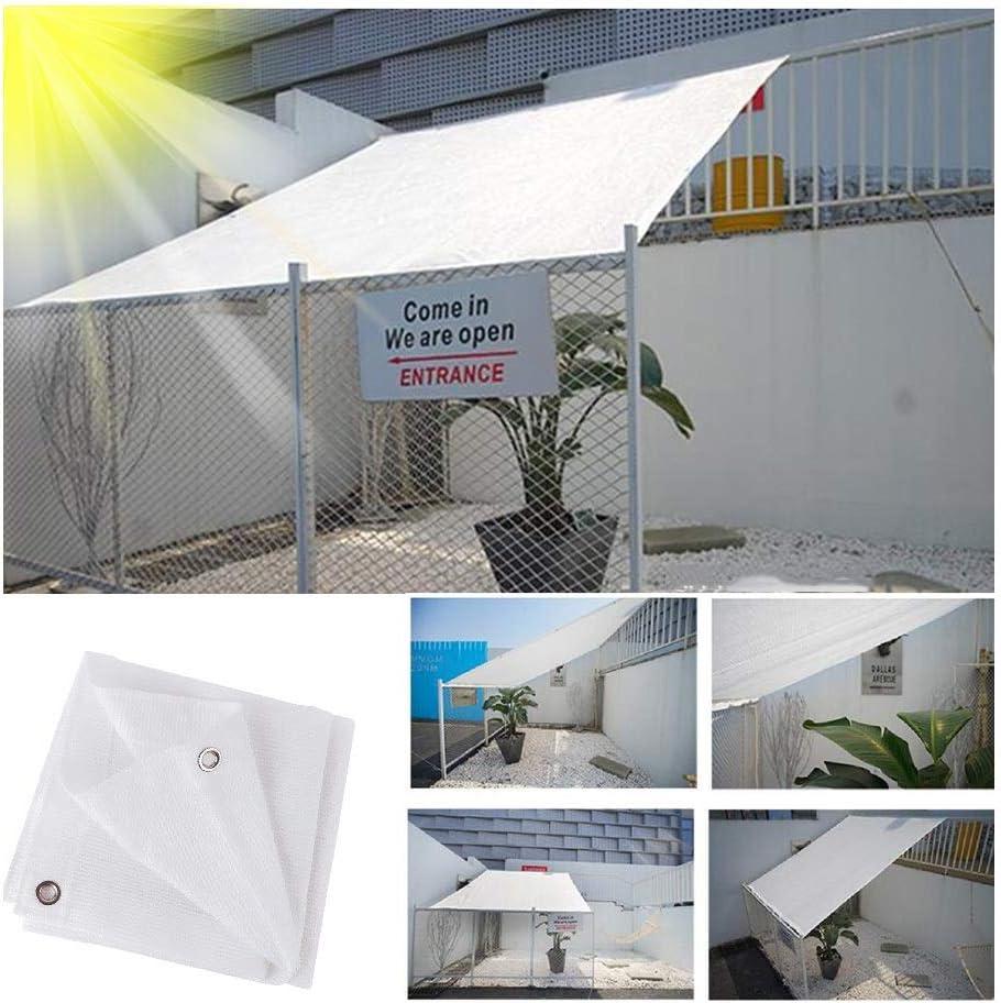 PENGFEI Toldo Vela De Sombra Bloqueador Solar Anti-UV Respirable para la Cubierta de la Planta Invernadero Granero Perrera Piscina Pérgola o Piscina, Tamaño Personalizado: Amazon.es: Hogar