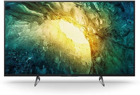 تلفزيون سوني اّندرويد -65 بوصة – 4 كي – ال اي دي – (KD-65X7500H)