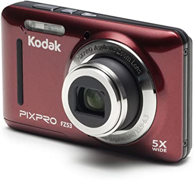 PHOTO4LESS Kodak PIXPRO FZ53 (Red) product image 10