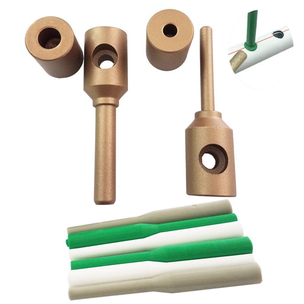 ZLUCK Water Pipe Repair Tools, Leak - Mending, Hole - Mending, Fuser, Welding Die, Glue Stick Repair Tools, PE/PPR / Pb/PVC Small-Scale Welding Pipe Repair Work (7 Mm - 11 Mm),A by ZLUCK (Image #7)
