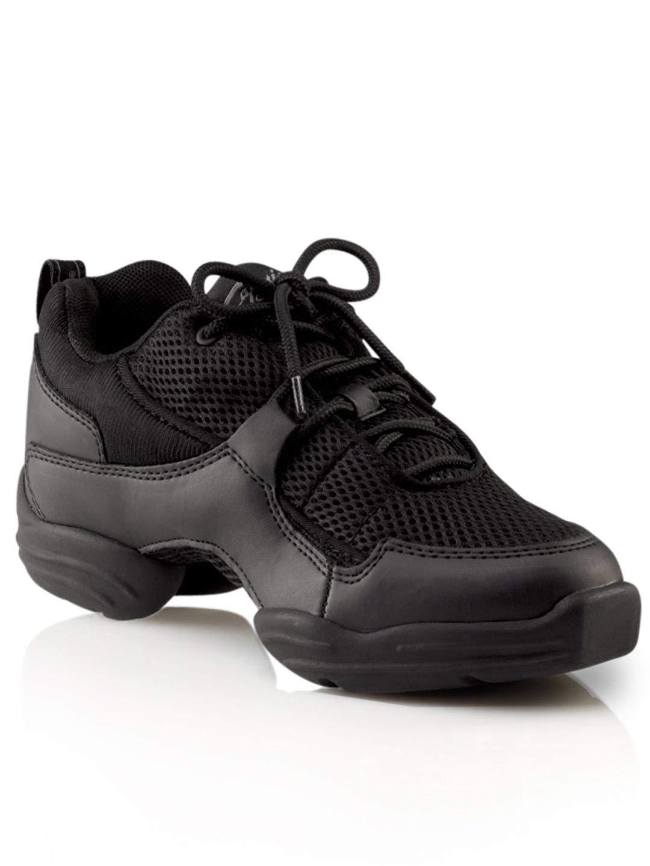 Capezio Women's DS11 Fierce Dance Sneaker,Black,3.5 M US by Capezio