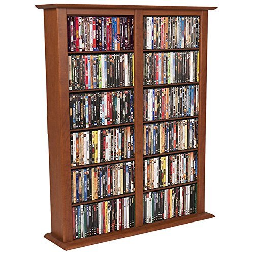Venture Horizon Media Storage Tower-Regular Double- (50 Inch Media Tower)