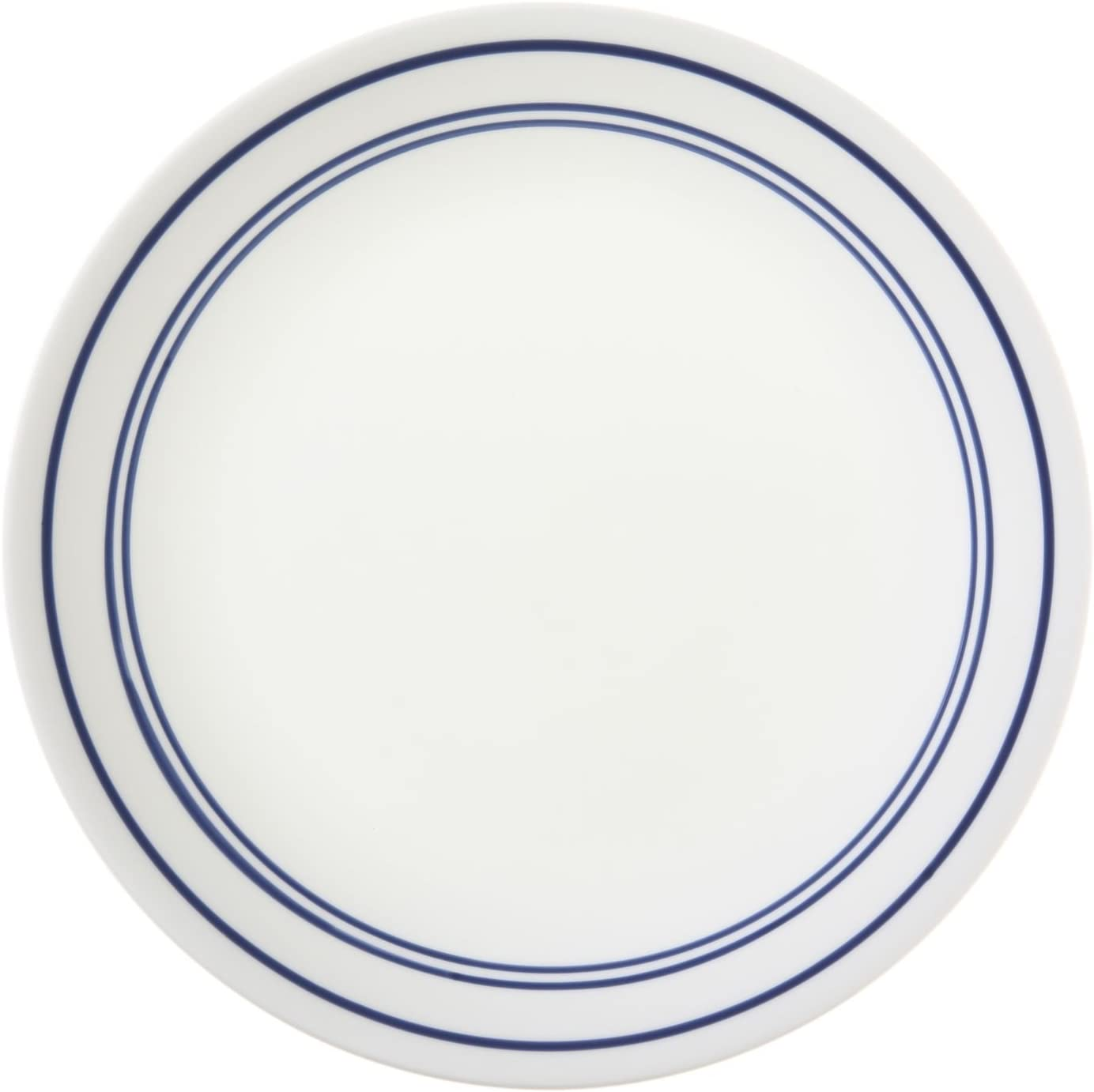 "Corelle Livingware Classic Café Blue 8.5"" Lunch Plate (Set of 8)"