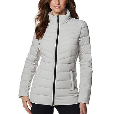 5a5d0d44d5a 32 DEGREES Ladies  4-Way Stretch Jacket at Amazon Women s Coats Shop