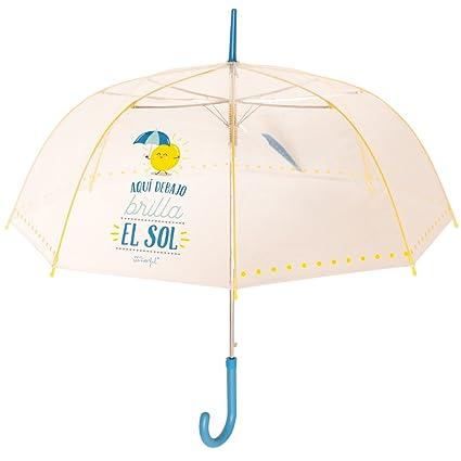 Mr. Wonderful - Paraguas Grande : aquí Debajo Brilla el Sol