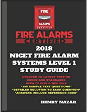 2018 Nicet Fire Alarm Systems Level 1 Study Guide