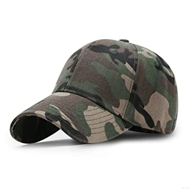 c7dfd3f372707 GADIEMENSS Sports Hat Breathable Outdoor Run Cap Camo Baseball caps Shadow  Structured hats (Army Green)  Amazon.co.uk  Clothing