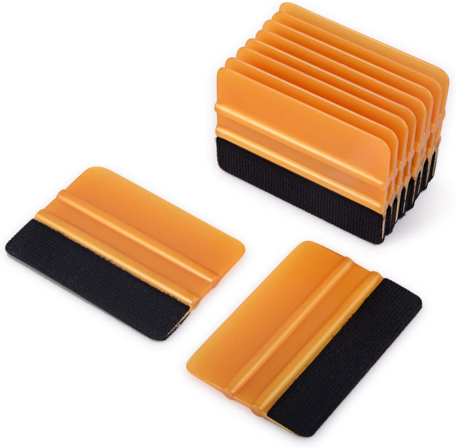 9 Kinds Vehicle Glass Protective Film Car Window Wrapping Tint Vinyl Installing Tool: Squeegees Film Cutters Felts Ehdis New Arrival Plus Scrapers