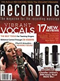 Recording Magazine: more info
