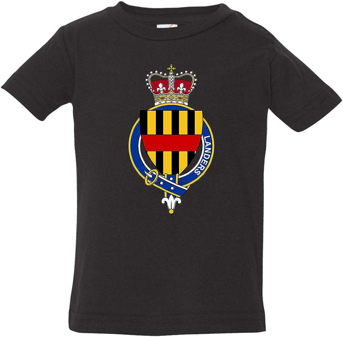 Tenacitee Babys English Garter Family Landers Shirt