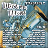 Party Tyme Karaoke - Standards 2 (8+8-song CD+G)