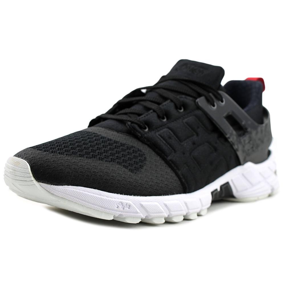ASICS GT DS Retro Running Shoe B019PZFFBE 9.5 M US Women / 8 M US Men Black/Grey