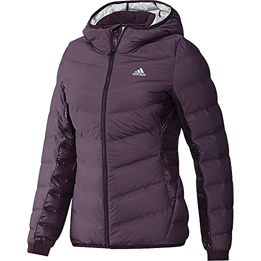 Amazon.com  adidas BQ8733 Women s Nuvic Jacket  Clothing 1a295bd64f