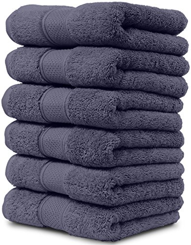 6 Piece Hand Towel Set. 2017. Premium Quality Turkish Towels