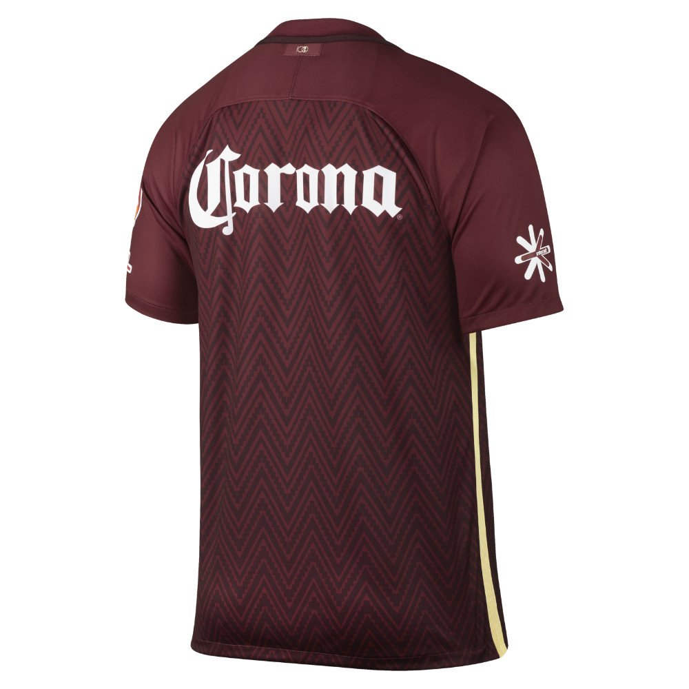 premium selection 0bba8 1652c Nike Mens Club America Stadium Jersey-Team RED